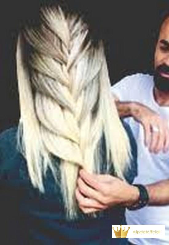 atest trend hairstyles, braid hair design