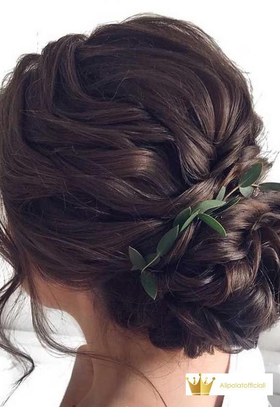 bun hairstyle alipolatofficiall.com